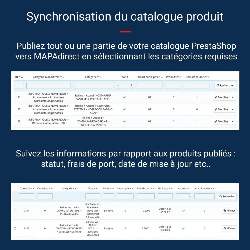 module - Marketplaces - MAPAdirect : la seule marketplace dédiée aux acheteurs publics en France - 6