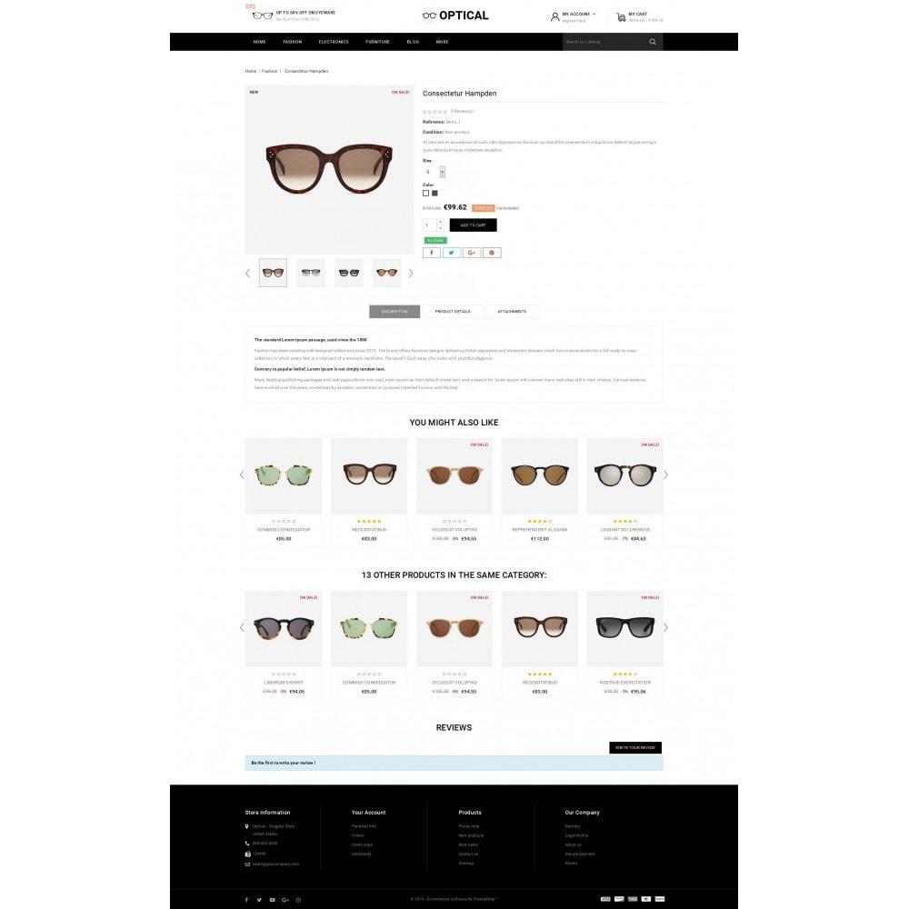 theme - Ювелирные изделия и Аксессуары - Optical - Goggles Store - 5