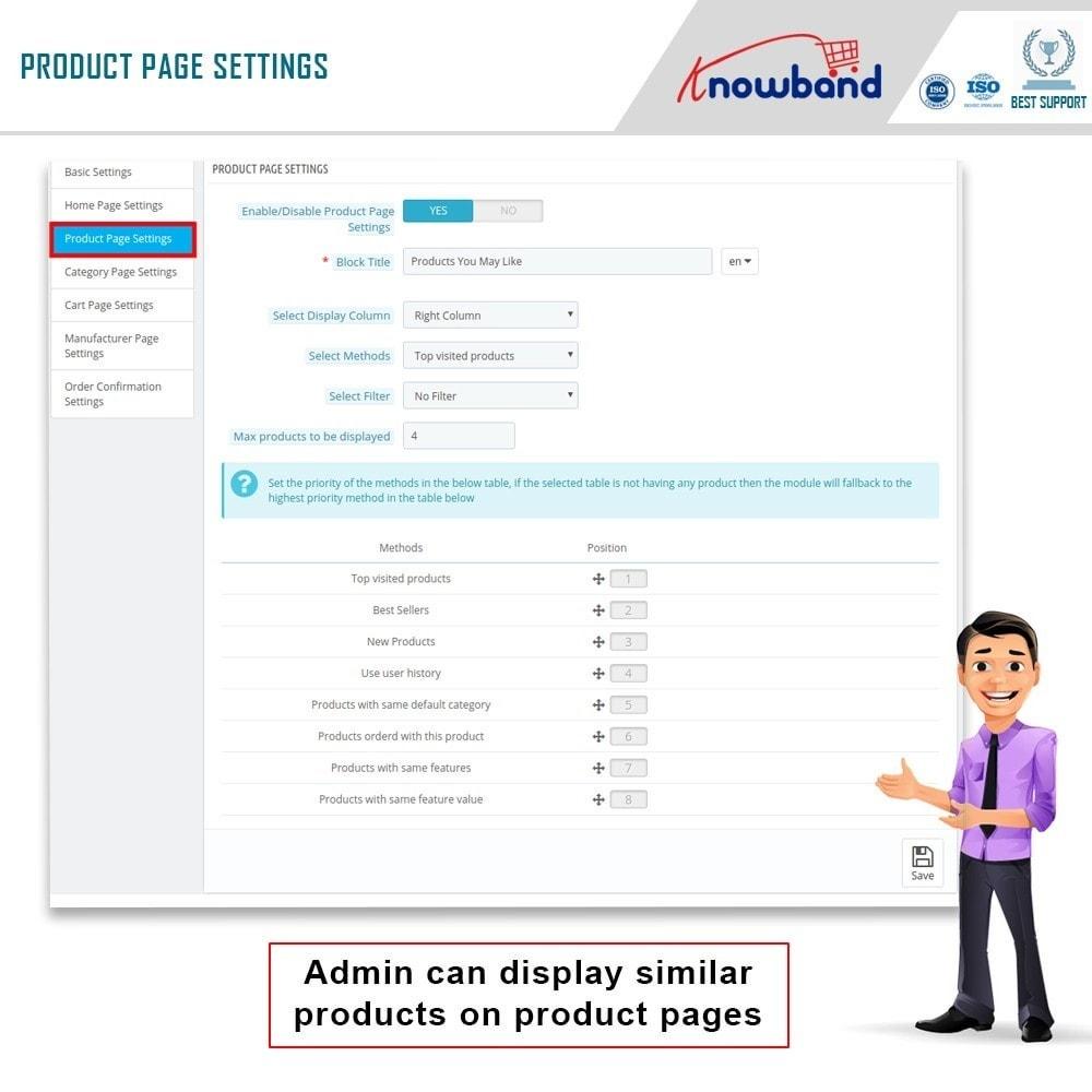 module - Sprzedaż krzyżowa & Pakiety produktów - Knowband - automatyczne produkty powiązane - 4