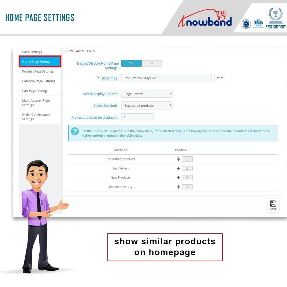 module - Sprzedaż krzyżowa & Pakiety produktów - Knowband - automatyczne produkty powiązane - 5