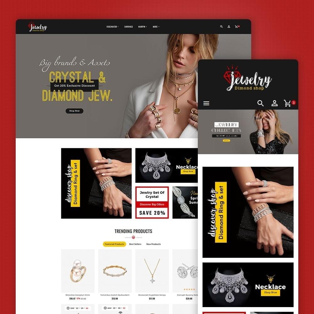 theme - Joyas y Accesorios - Jewelry Imitation - Diamond Shop - 1