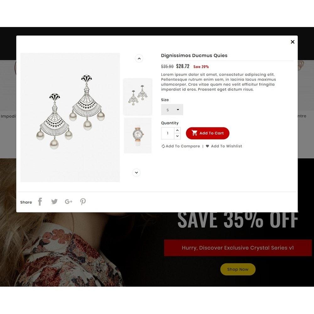 theme - Ювелирные изделия и Аксессуары - Jewelry Imitation - Diamond Shop - 8
