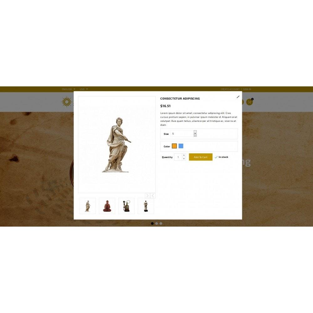 theme - Arte & Cultura - Aura - Art & Culture Store - 7