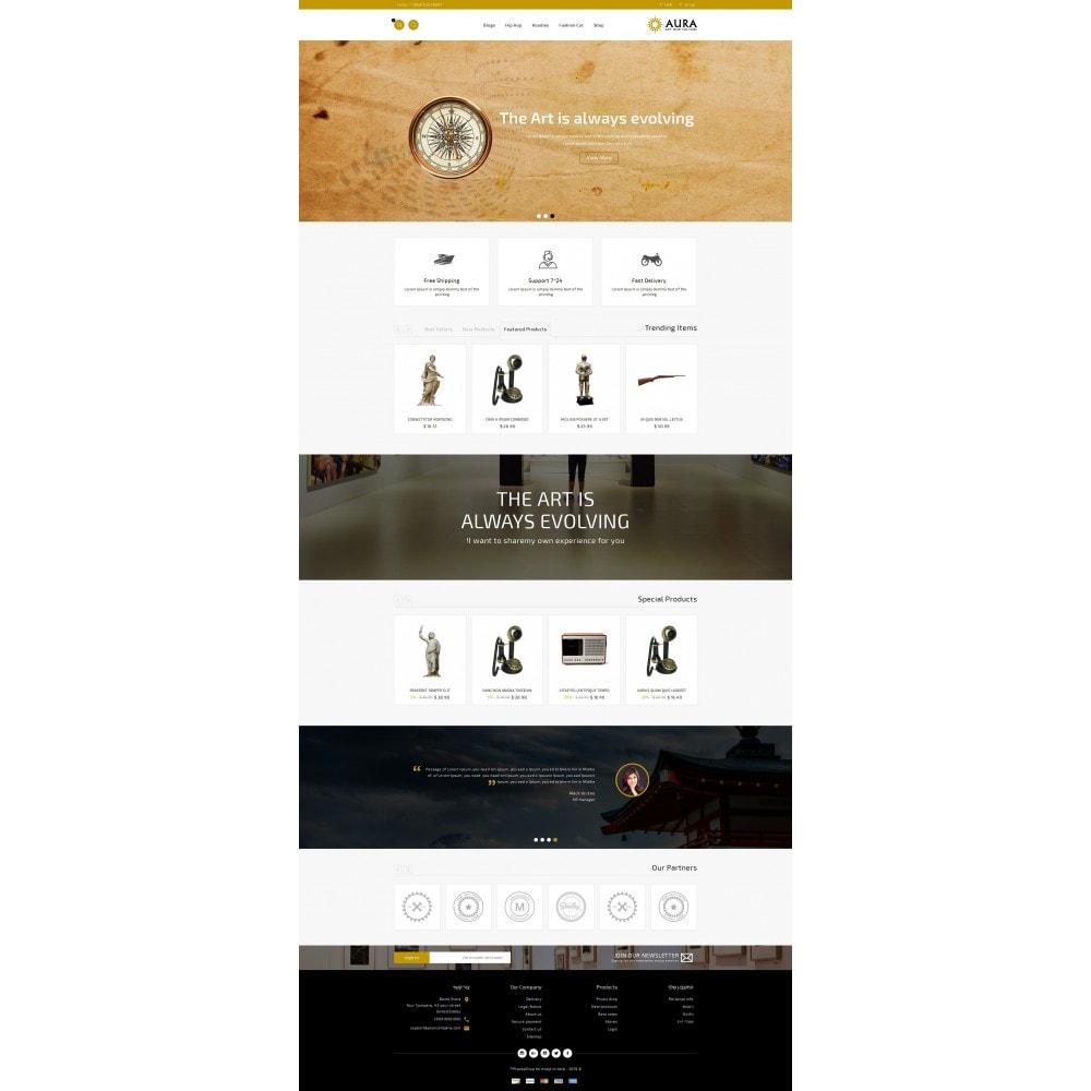 theme - Arte & Cultura - Aura - Art & Culture Store - 10