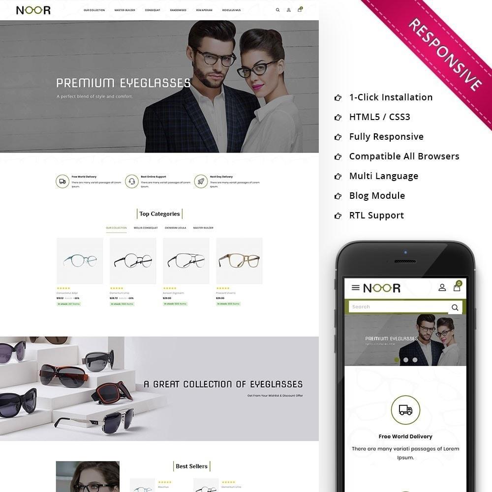 theme - Electronics & Computers - Noor - The Eyeglass - 1