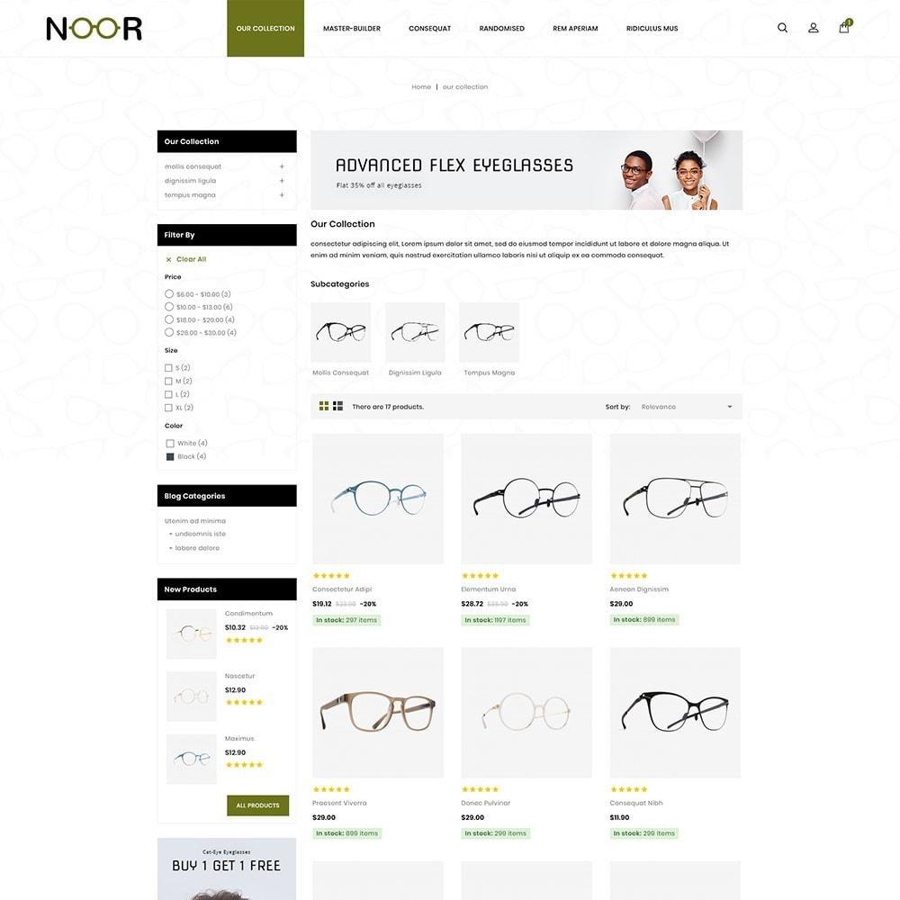 theme - Electronics & Computers - Noor - The Eyeglass - 4