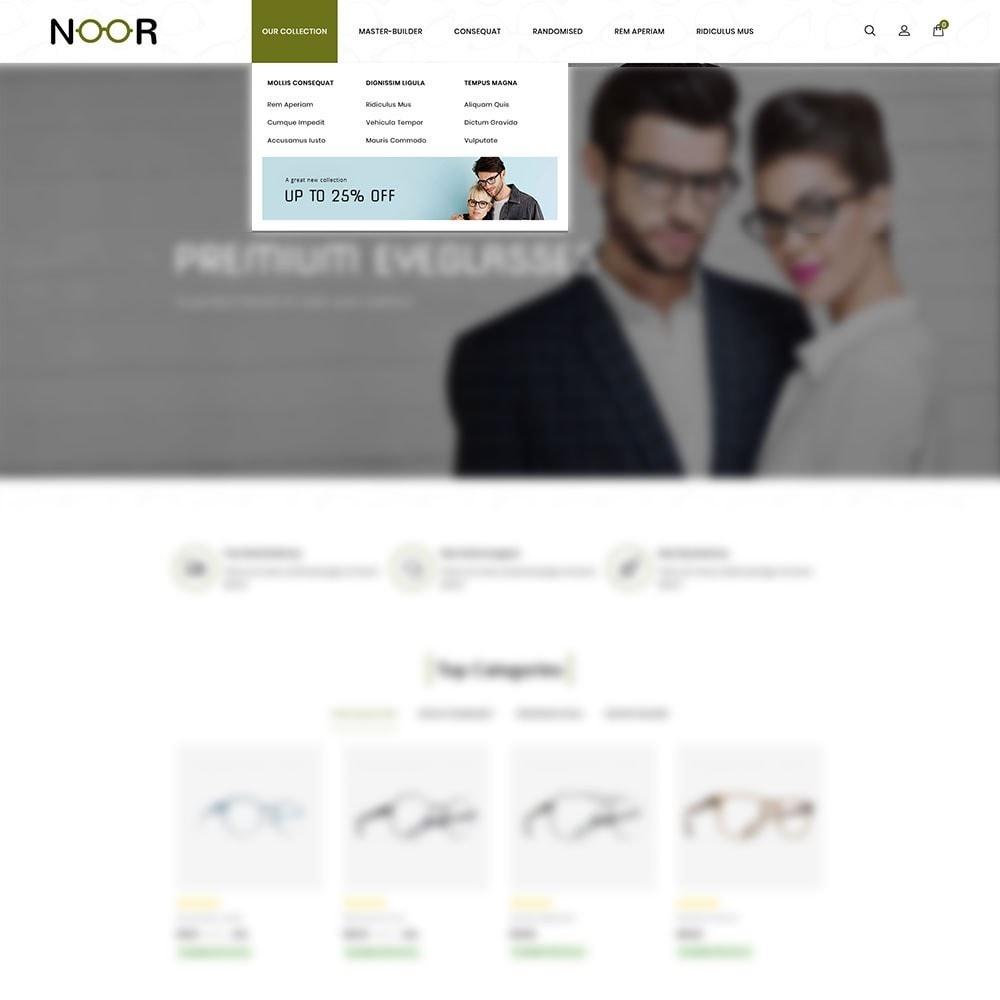 theme - Electronics & Computers - Noor - The Eyeglass - 8