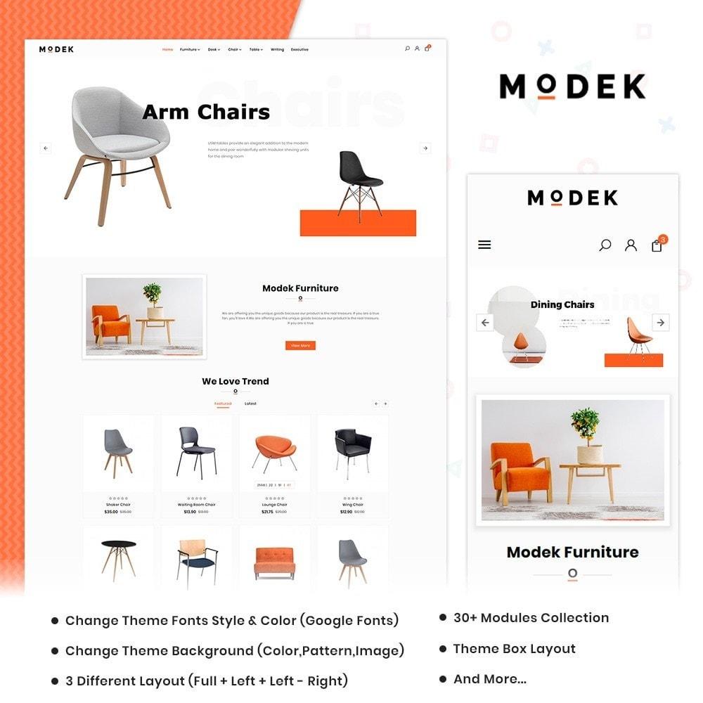 theme - Dom & Ogród - Modek Wood Furniture Super Mall - 1
