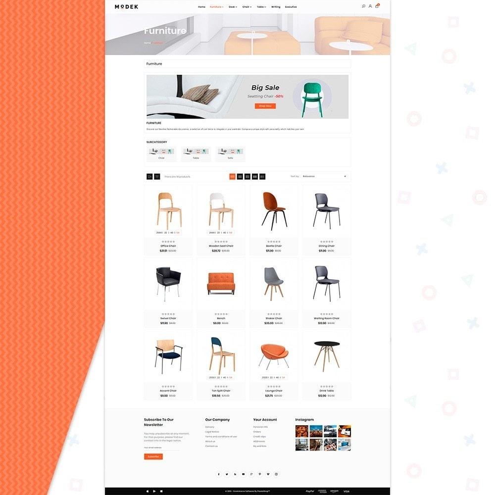 theme - Dom & Ogród - Modek Wood Furniture Super Mall - 3