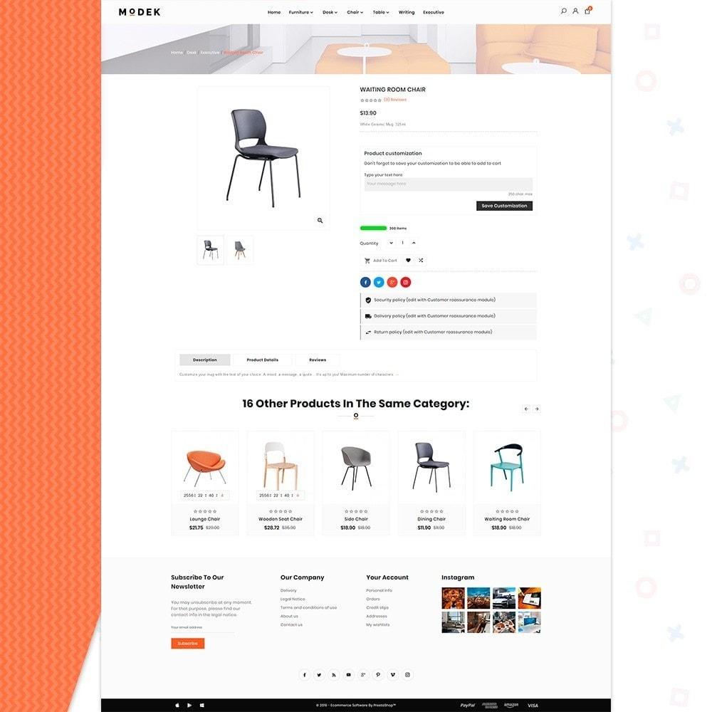 theme - Dom & Ogród - Modek Wood Furniture Super Mall - 4