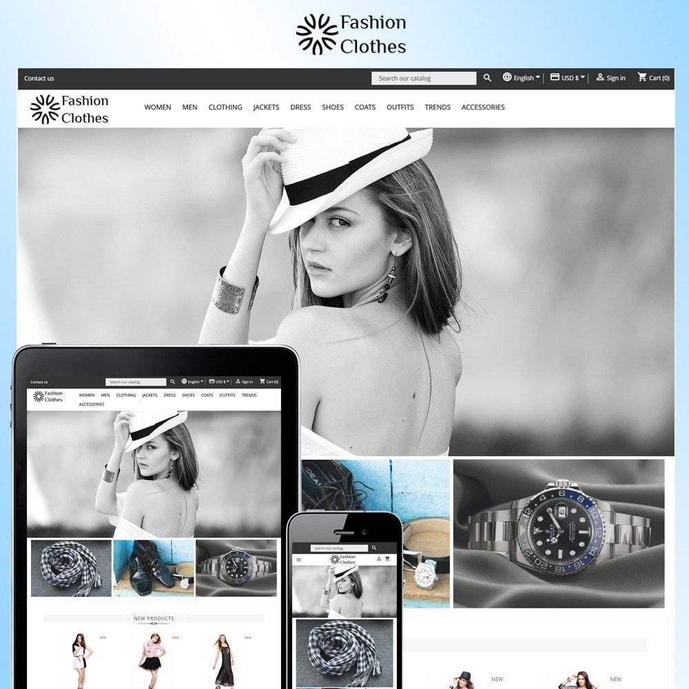 theme - Moda & Calzature - Fashion Store - 1