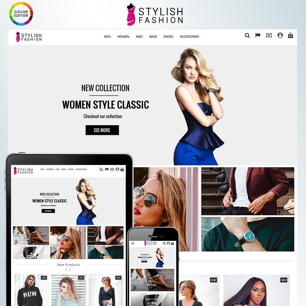 theme - Moda & Obuwie - Stylish Fashion - 2