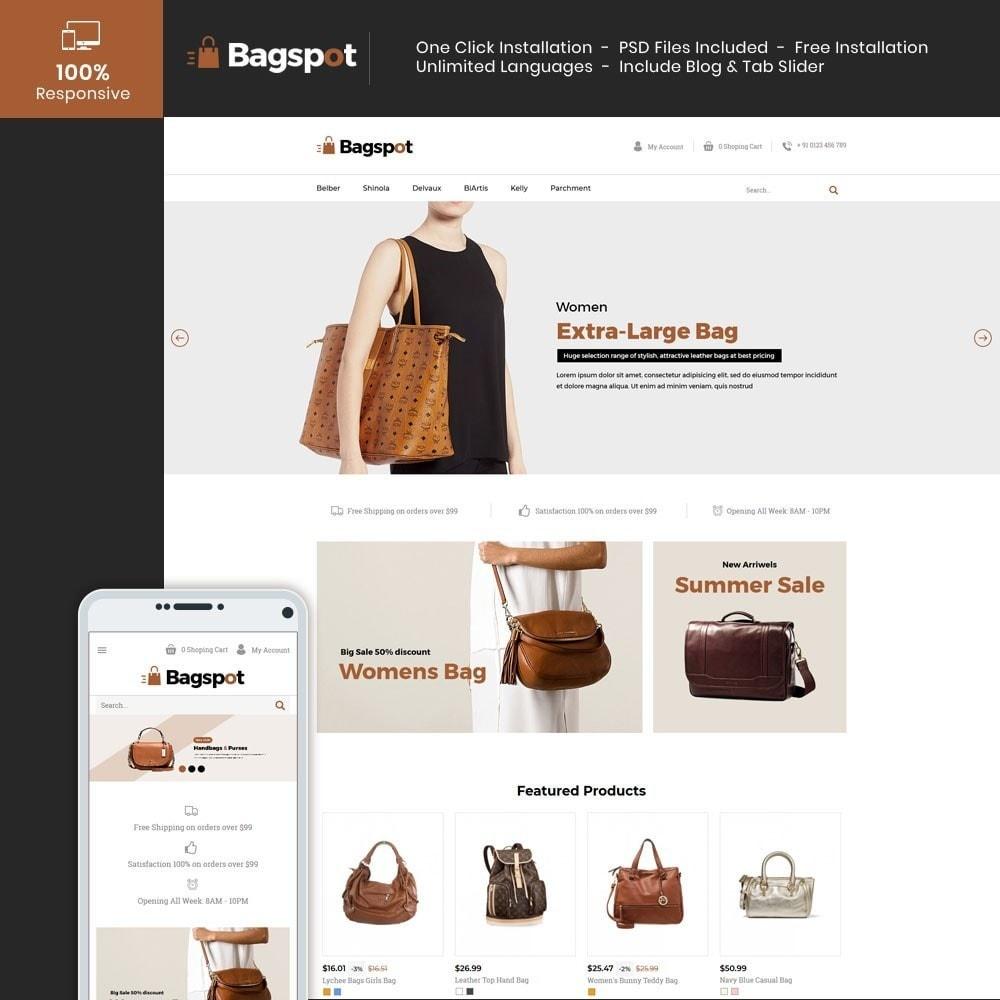 theme - Mode & Schoenen - Bagspot - Bag Fashion Store - 2