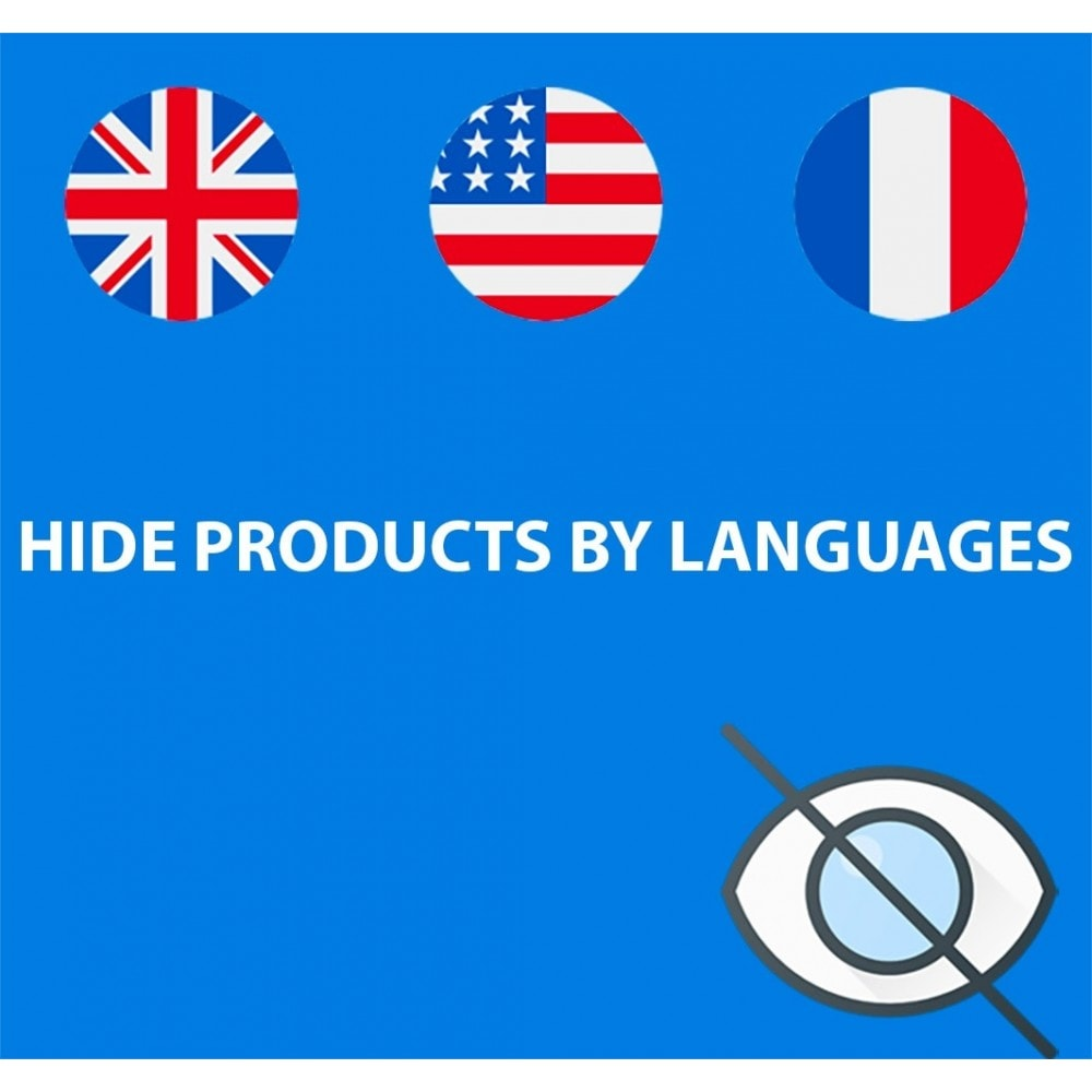 module - Search & Filters - Hide products by languages - 1