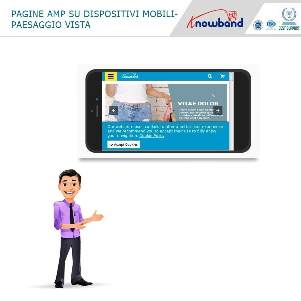 module - Dispositivi mobili - Knowband - Accelerated Mobile Pages (AMP) - 4