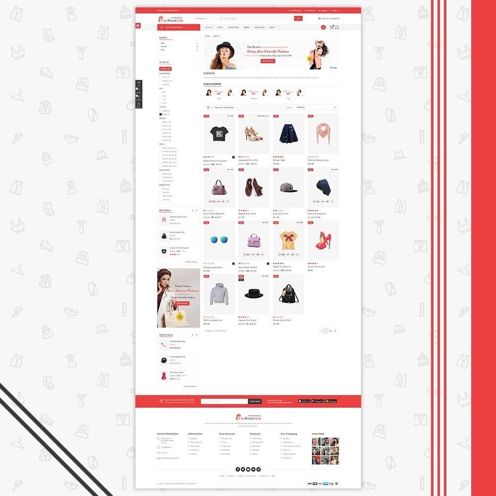 theme - Mode & Schuhe - FashionIsta Multistore - 3