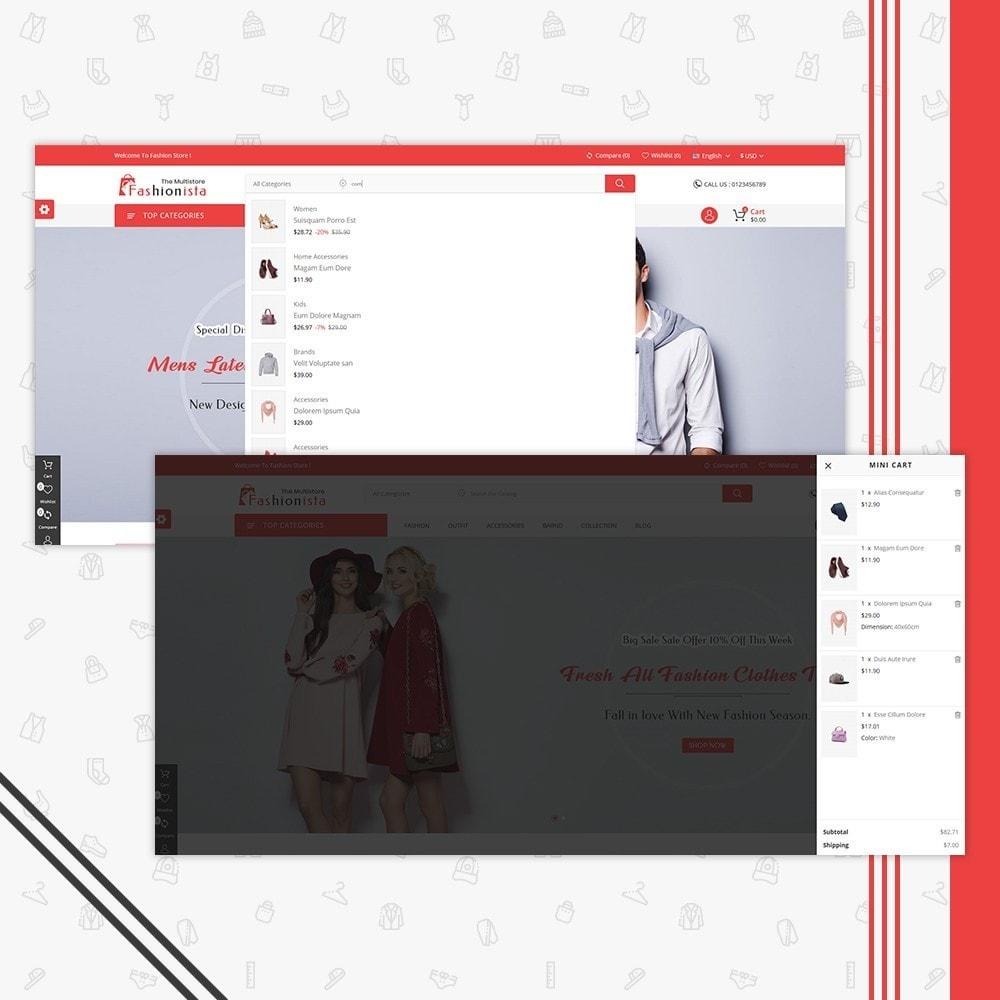 theme - Mode & Schuhe - FashionIsta Multistore - 7