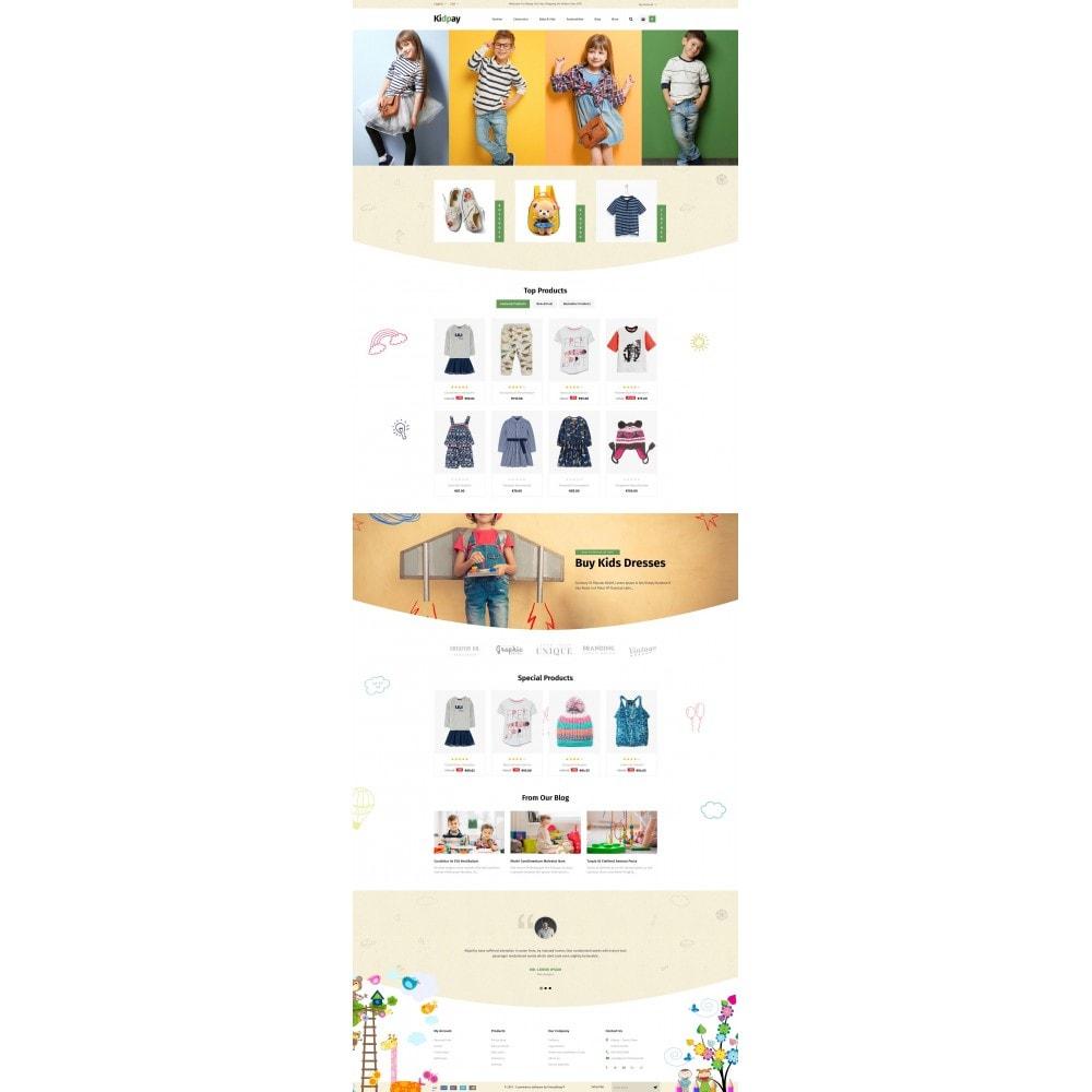 theme - Дети и Игрушки - Kidpay - Kids Store - 2