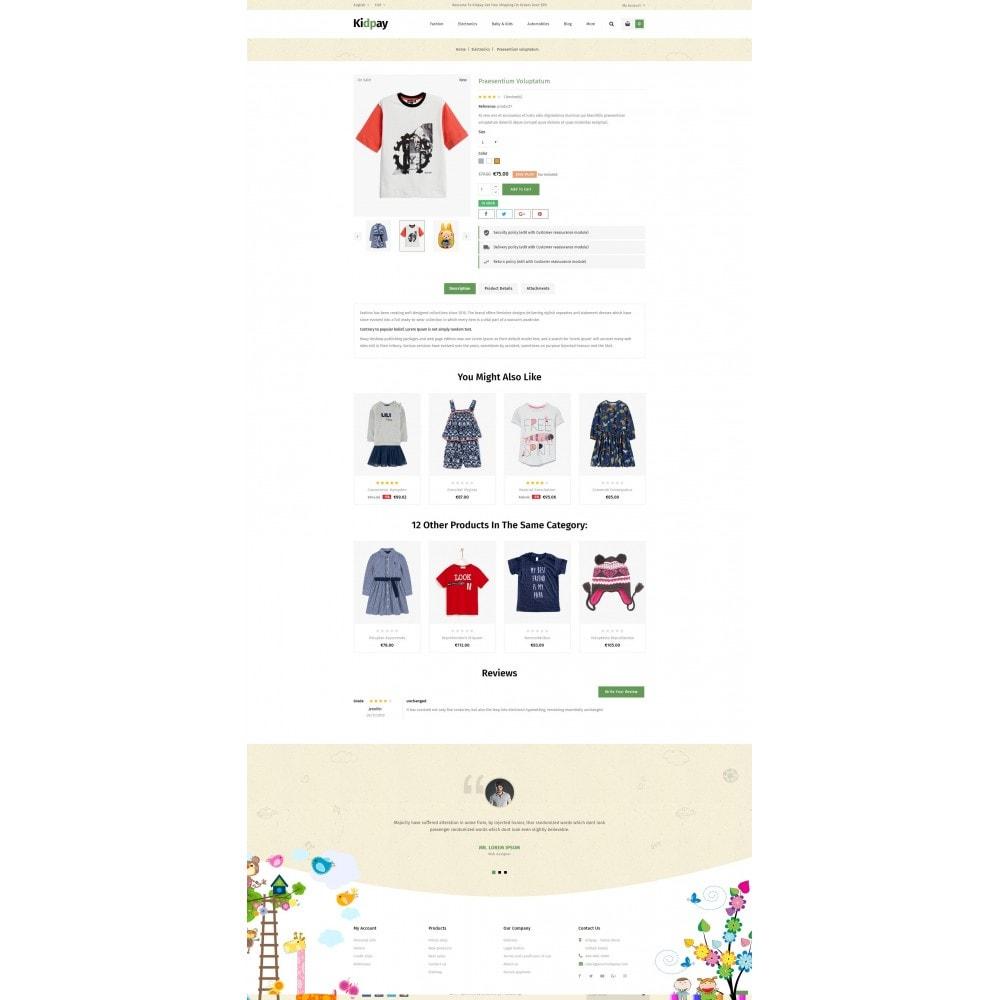 theme - Дети и Игрушки - Kidpay - Kids Store - 5