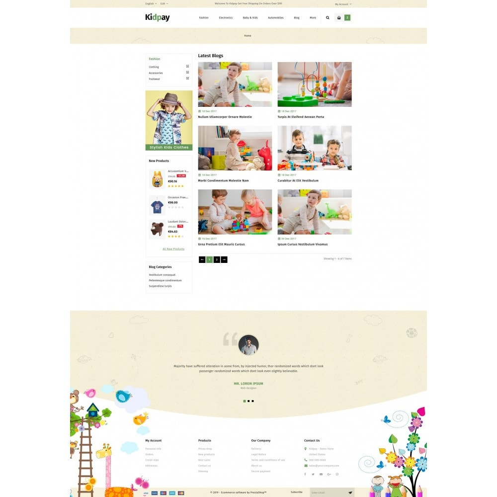 theme - Kids & Toys - Kidpay - Kids Store - 9