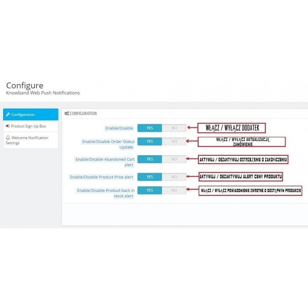 module - Promocje & Prezenty - Web Push Notification - 5