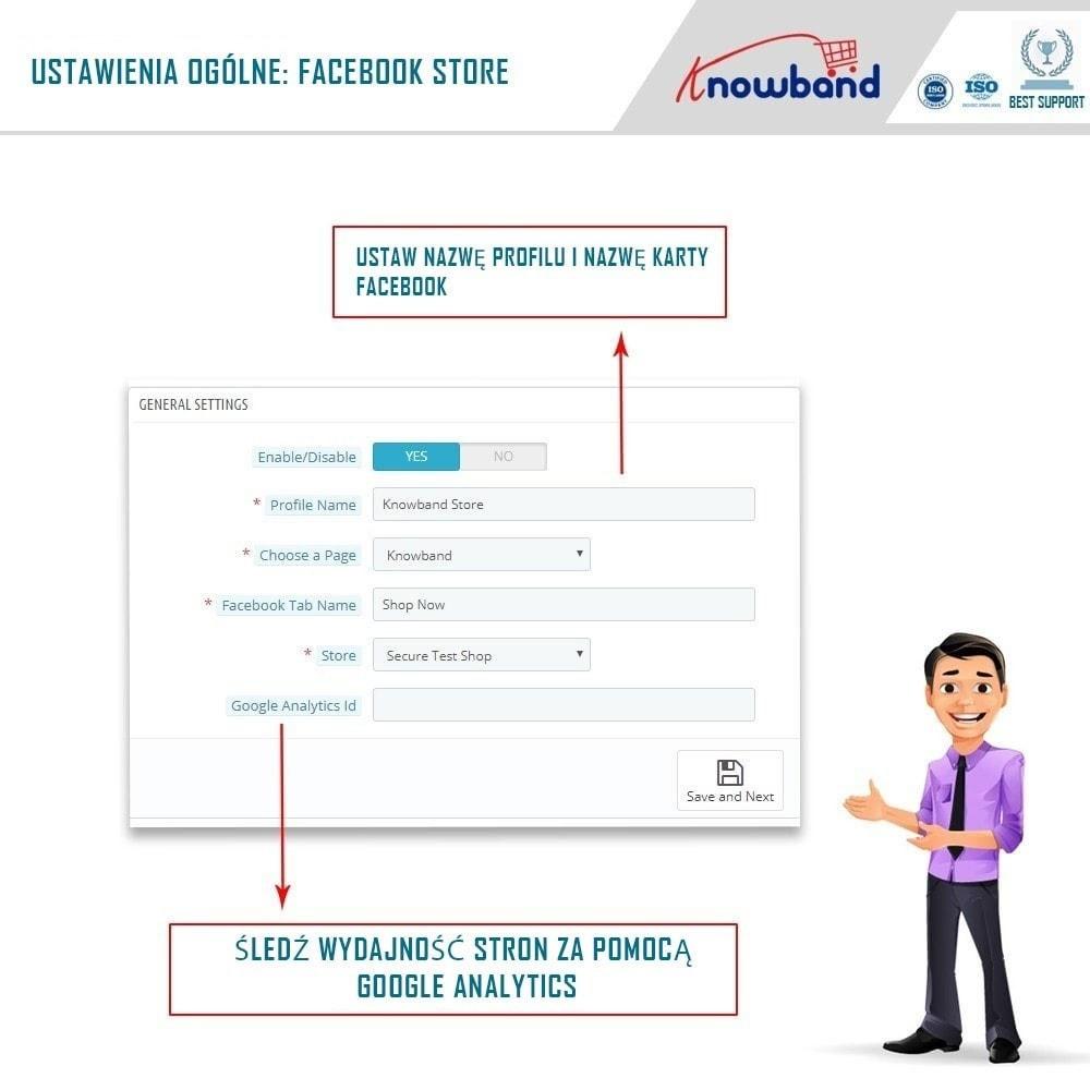 module - Produkty w serwisach społecznościowych - Social Shop Integrator - 2