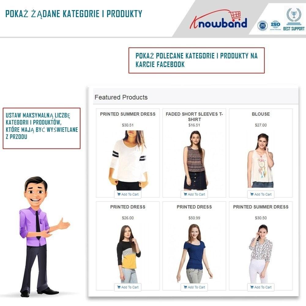 module - Produkty w serwisach społecznościowych - Social Shop Integrator - 4