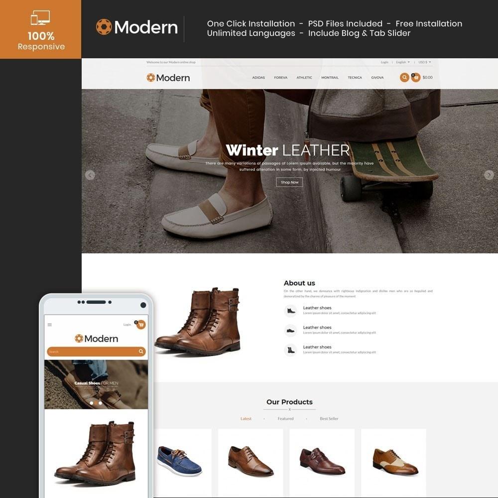 theme - Fashion & Shoes - Fashion - Shoes Women Cloth Store - 1