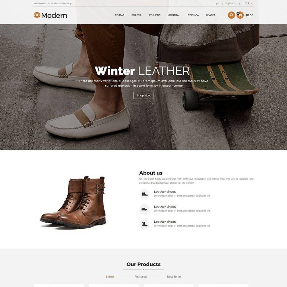 theme - Fashion & Shoes - Fashion - Shoes Women Cloth Store - 2