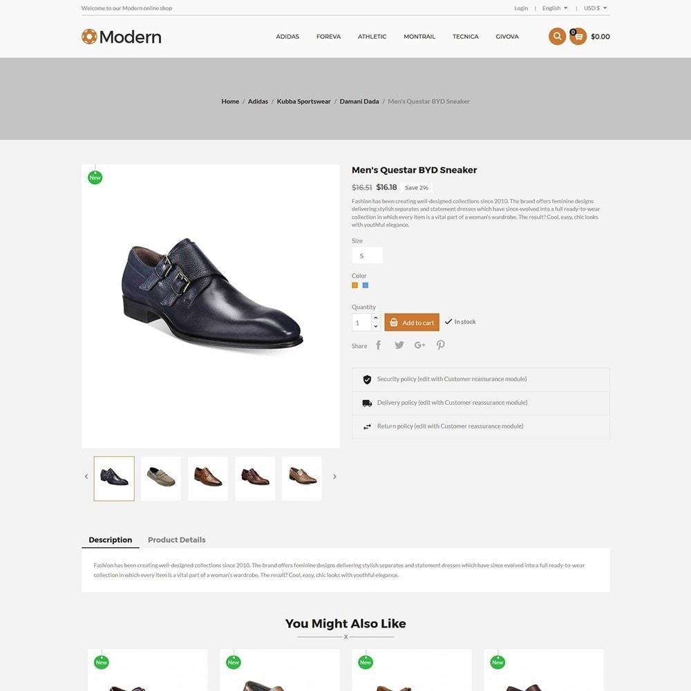theme - Fashion & Shoes - Fashion - Shoes Women Cloth Store - 5