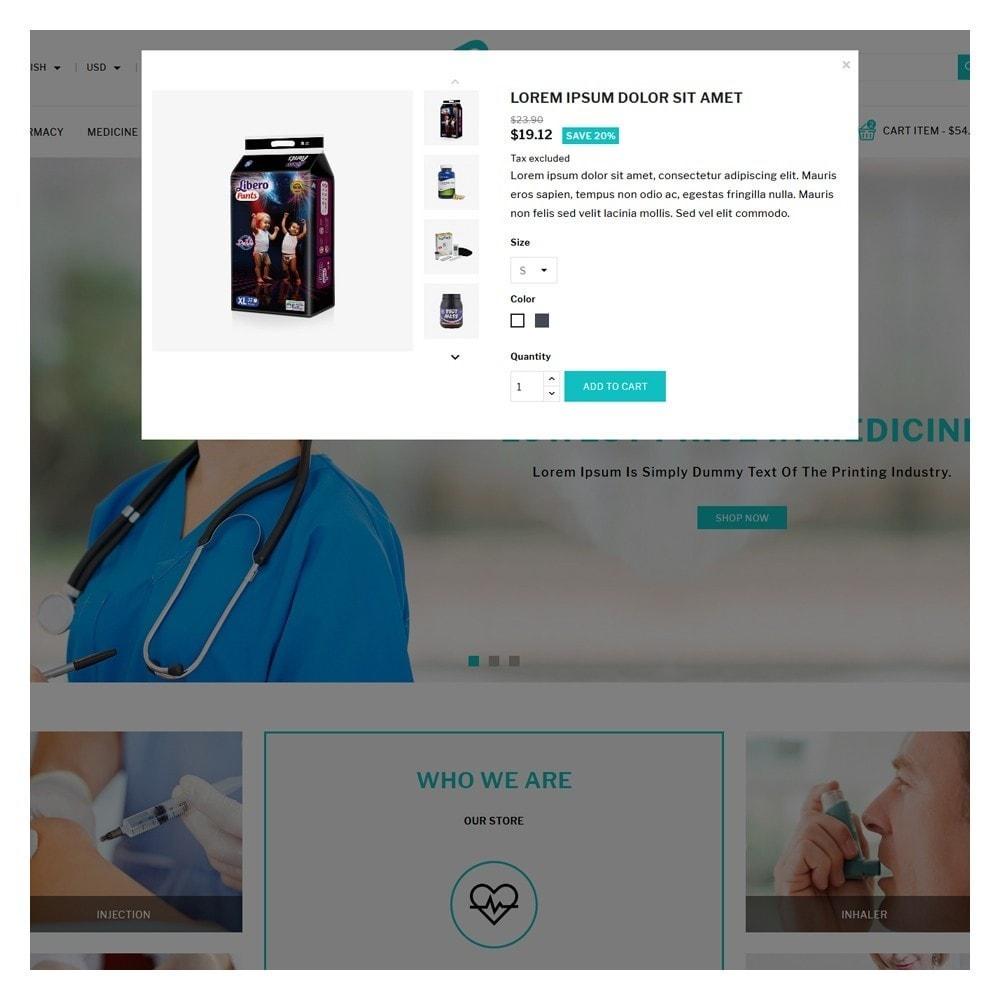 theme - Health & Beauty - Bizcon Medicine Shop - 9