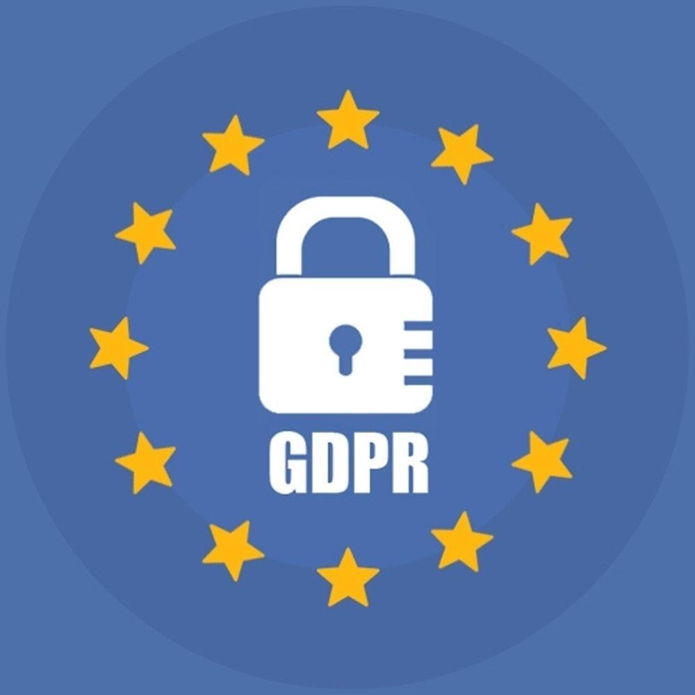 module - Législation - Knowband - RGPD - Droits des individus - 1