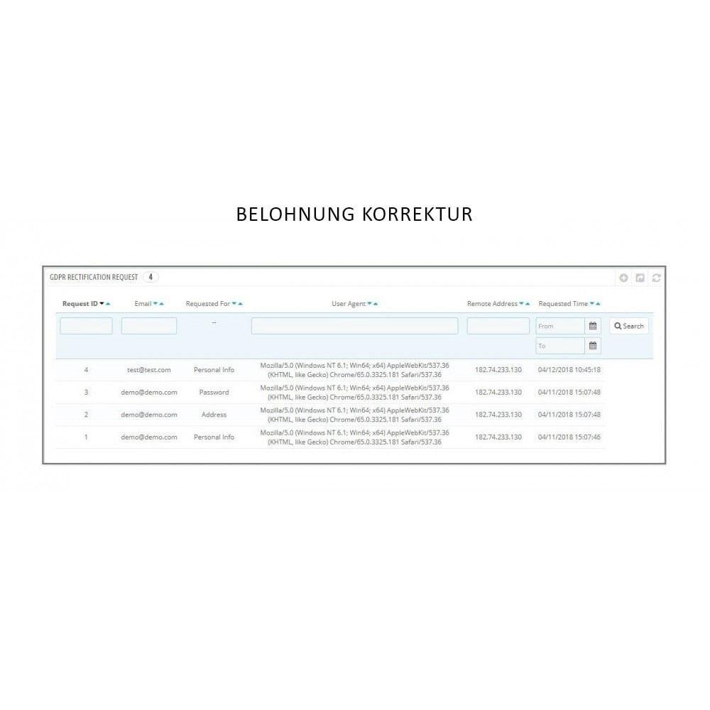 module - Rechtssicherheit - Knowband - GDPR - Rights of Individuals - 11