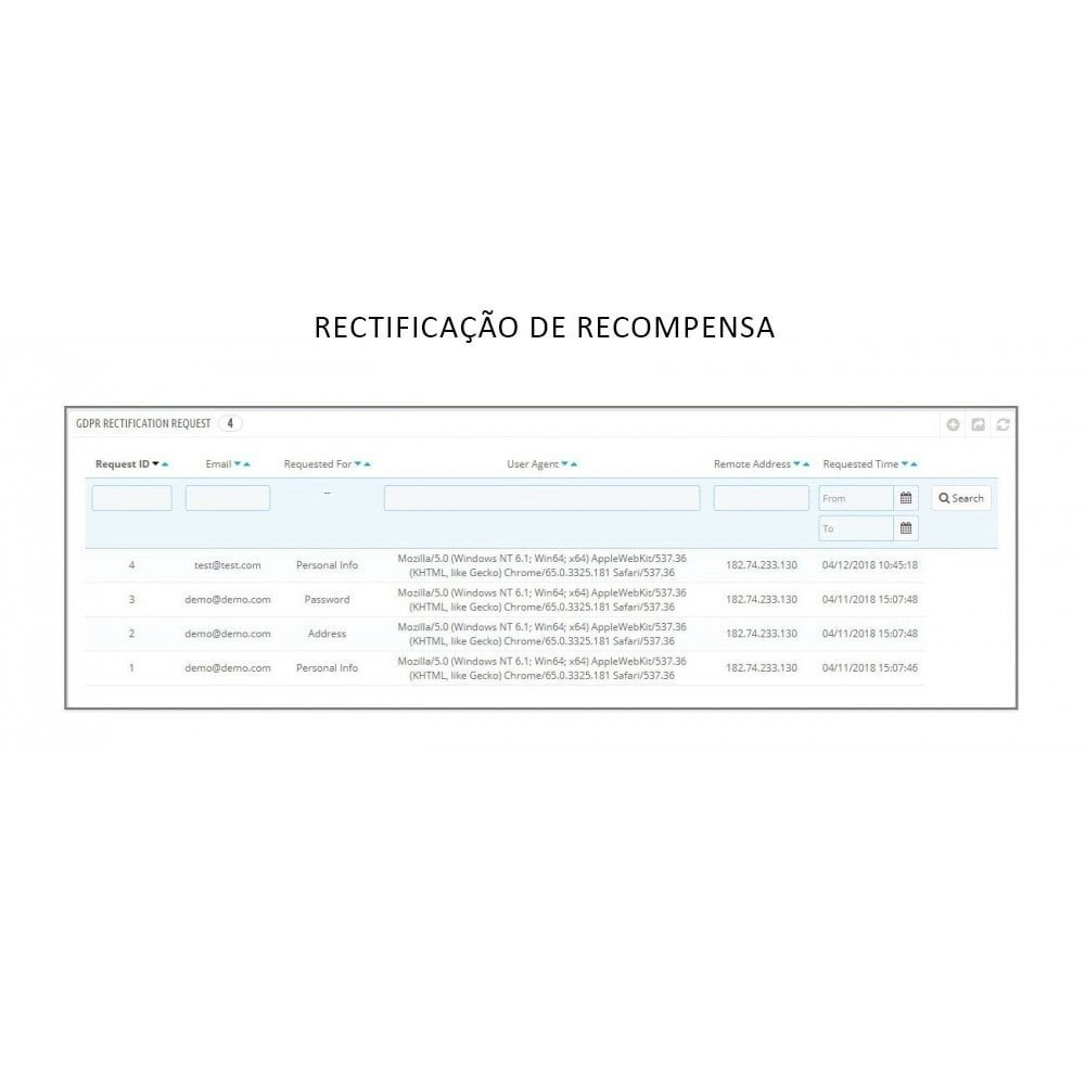 module - Jurídico - Knowband - GDPR - Rights of Individuals - 11