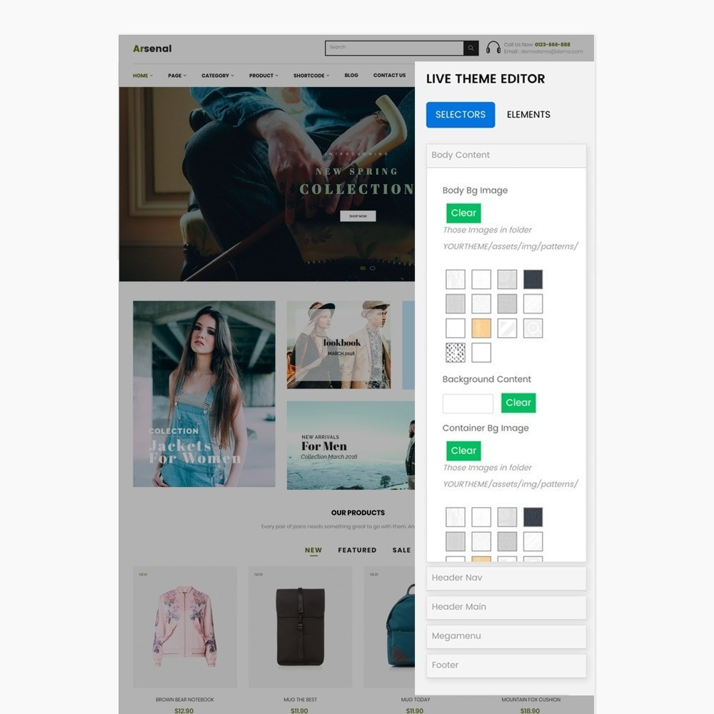 theme - Fashion & Shoes - Arsenal Fashion Trending 2019 - 8