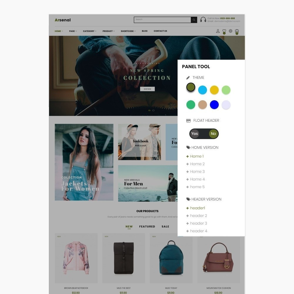 theme - Fashion & Shoes - Arsenal Fashion Trending 2019 - 9