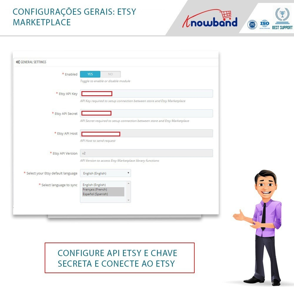 module - Revenda (marketplace) - Integração com Etsy Marketplace - 2