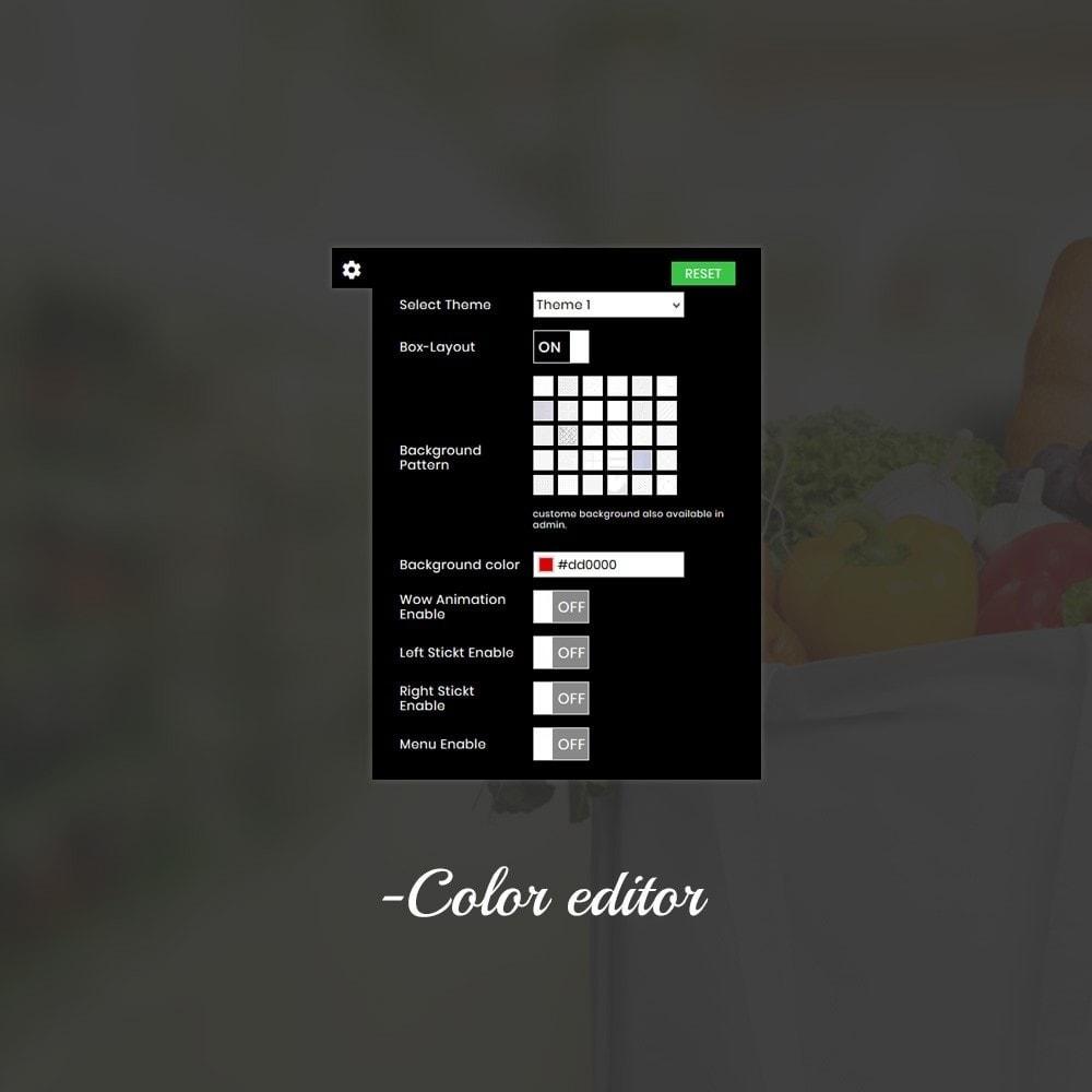 theme - Alimentation & Restauration - Épicerie FreshG Superstore v3 - 12