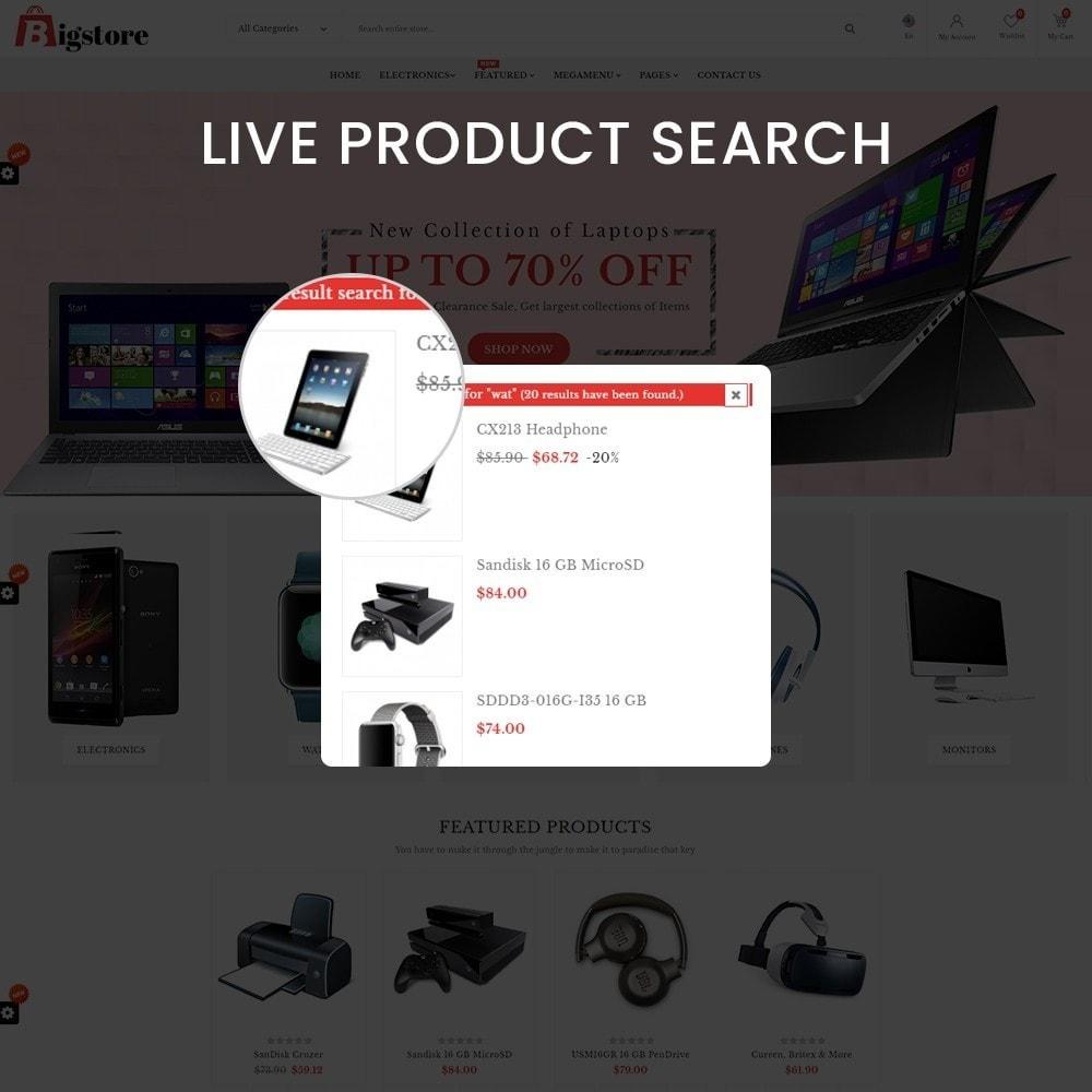 theme - Electronics & Computers - Bigstore - Multipurpose Mega Electronics Store - 6