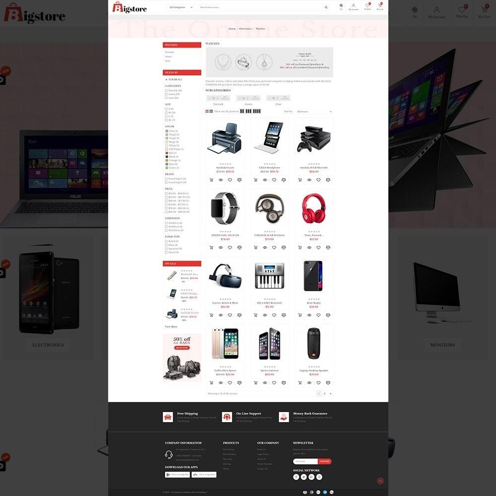 theme - Electronics & Computers - Bigstore - Multipurpose Mega Electronics Store - 11