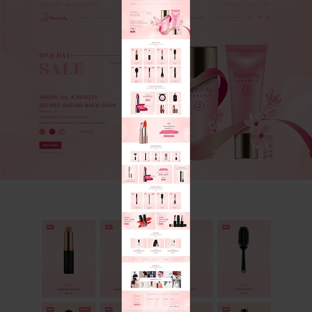 theme - Salud y Belleza - Beautify – Beauty & Cosmetic & health Store - 10