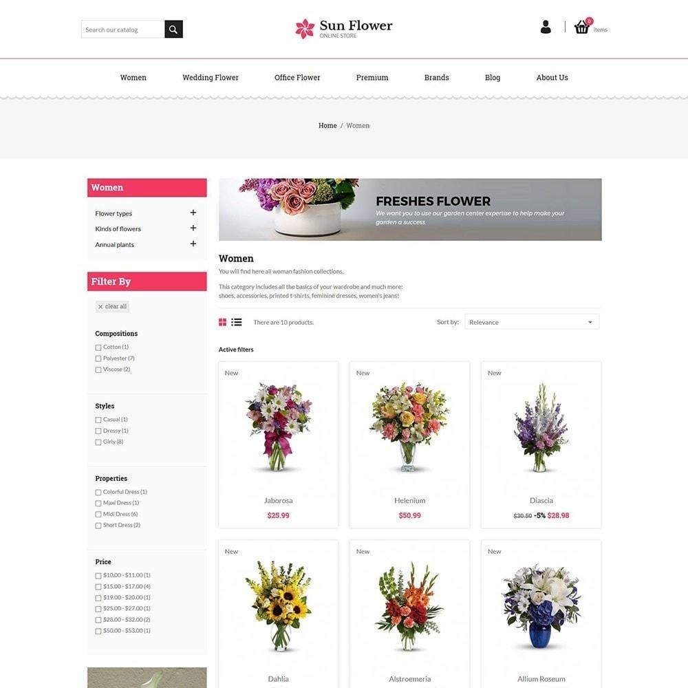 theme - Prezenty, Kwiaty & Uroczystości - Flower Gift - Love Choclate Store - 3