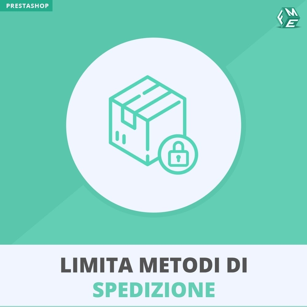 module - Spedizioni & Logistica - Limita Metodi di Spedizione - 1