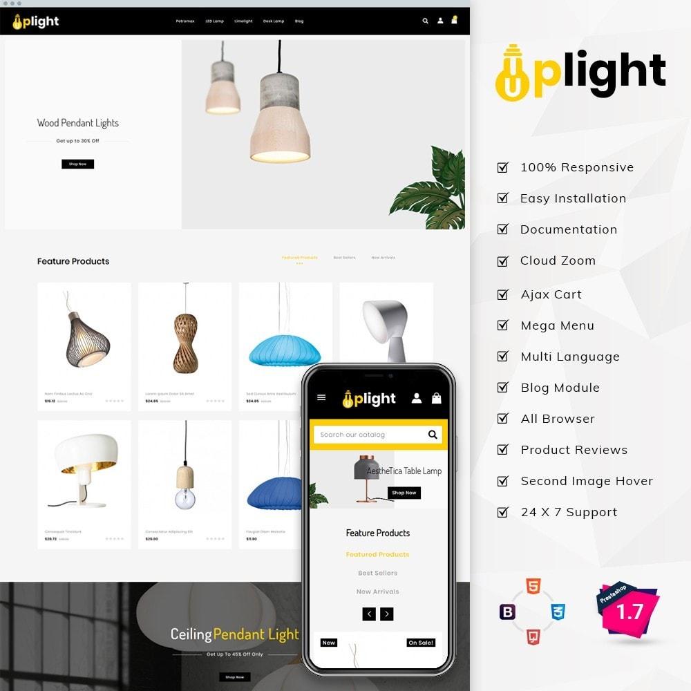 theme - Elektronica & High Tech - Uplight - light Store - 1