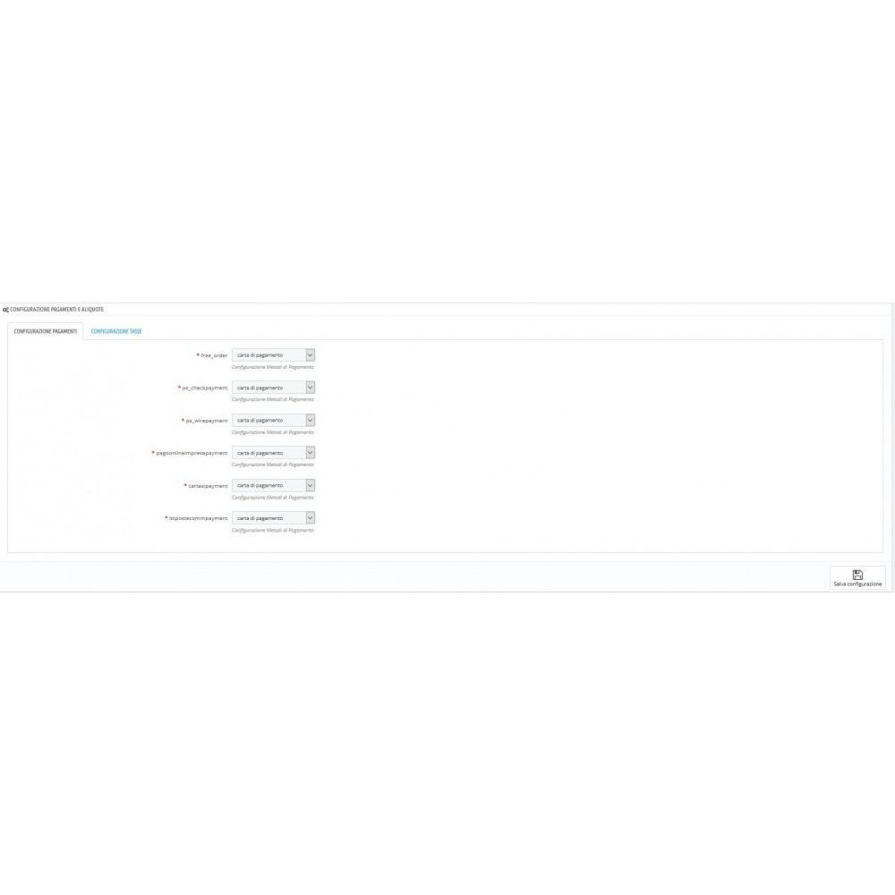 module - Pagamento con Fattura - ITC XML Fattura Elettronica - 5