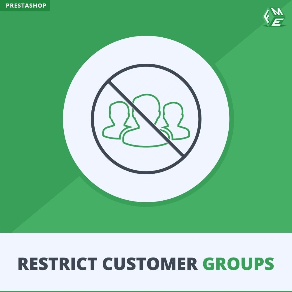 module - Informação Adicional & Aba de Produto - Restrict Products, Category & CMS By Customer Groups - 1