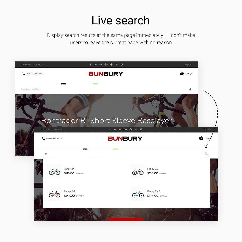 theme - Sport, Rozrywka & Podróże - Bunbury - 4