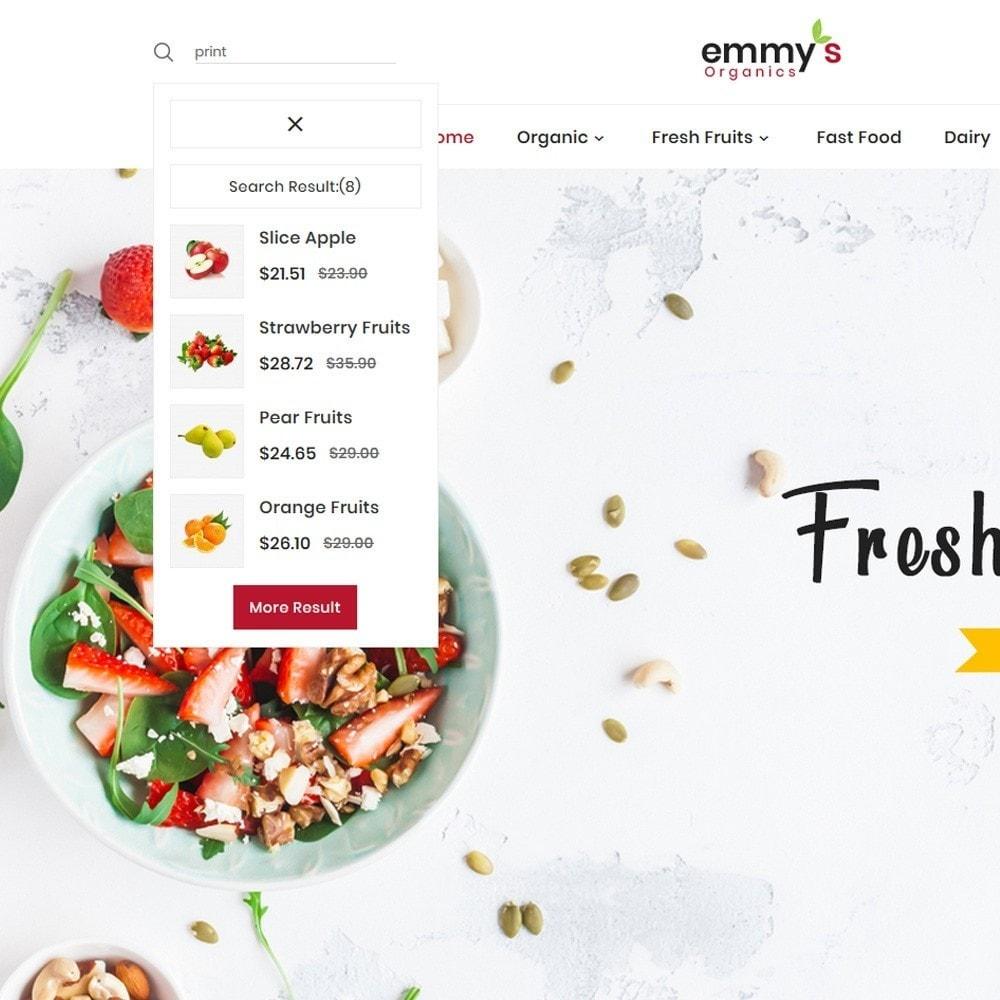 theme - Lebensmittel & Restaurants - Emmys Food Store - 9