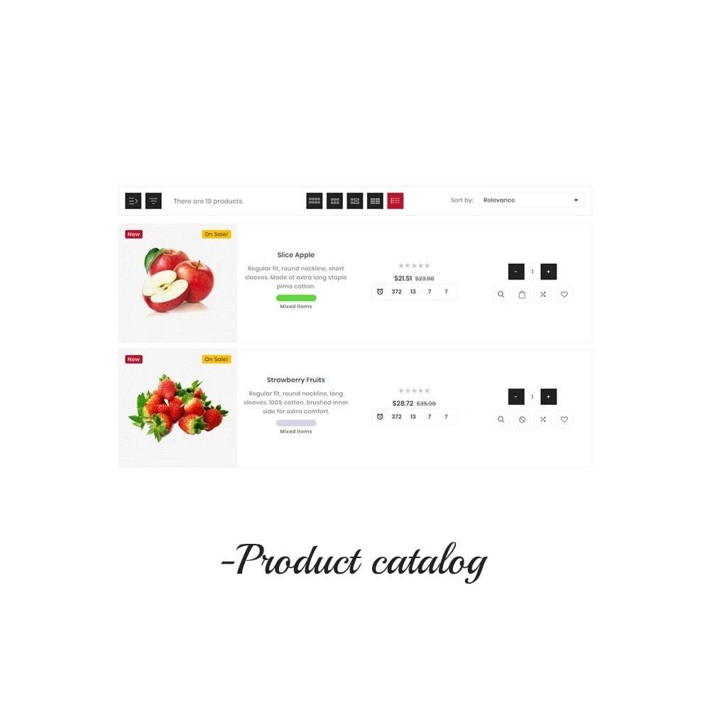 theme - Lebensmittel & Restaurants - Emmys Food Store - 10