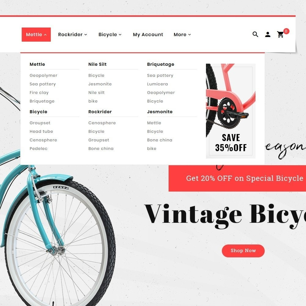theme - Sport, Loisirs & Voyage - Bicycle Shop - 9